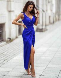Φόρεμα - κώδ. 6135 - σκούρο μπλε