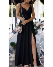 Φόρεμα - κώδ. 8489 - μαύρο