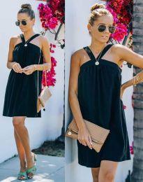 Φόρεμα - κώδ. 9103 - μαύρο