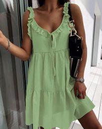 Φόρεμα - κώδ. 2540 - πράσινο