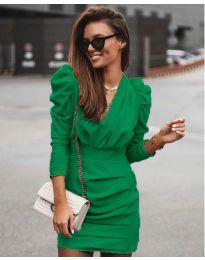 Φόρεμα - κώδ. 870 - πράσινο