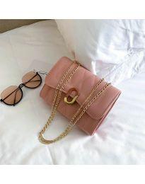 Τσάντα - κώδ. B29/7751 - ροζ