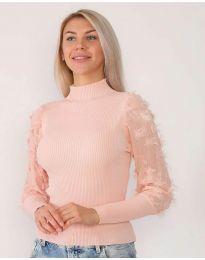 Μπλούζα - κώδ. 7870 - ροζ