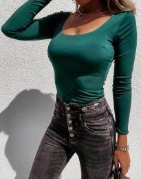 Μπλούζα - κώδ. 4833 - πράσινος