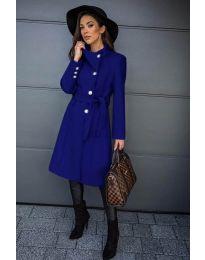 Παλτό - κώδ. 396 - μπλε