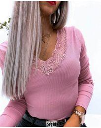 Μπλούζα - κώδ. 3938 - ροζ