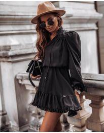 Φόρεμα - κώδ. 3231 - μαύρο