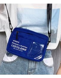 Τσάντα - κώδ. B28-822 - μπλε