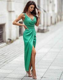 Φόρεμα - κώδ. 6135 - πράσινο