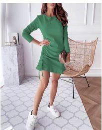 Φόρεμα - κώδ. 832 - πράσινο