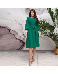 Φόρεμα - κώδ. 4571 - πράσινο