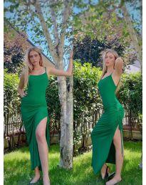 Φόρεμα - κώδ. 7858 - πράσινο