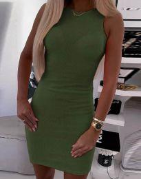 Φόρεμα - κώδ. 9560 - πράσινο