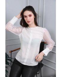 Μπλούζα - κώδ. 0631 - 2 - λευκό