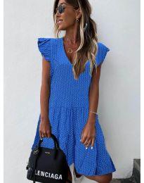 Φόρεμα - κώδ. 211 - μπλε