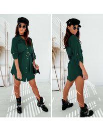 Φόρεμα - κώδ. 976 - πράσινο