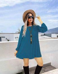 Φόρεμα - κώδ. 1430 - μπλε
