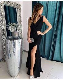 Φόρεμα - κώδ. 1419 - μαύρο
