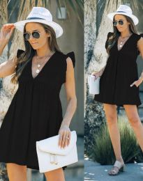 Φόρεμα - κώδ. 7141 - μαύρο