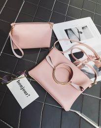 Τσάντα - κώδ. B292 - ροζ