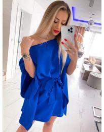 Φόρεμα - κώδ. 2315 Σκούρο μπλε
