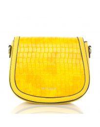 Τσάντα - κώδ. NH2897 - κίτρινο