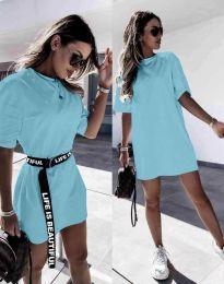 Φόρεμα - κώδ. 8808 - μέντα