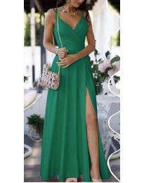 Φόρεμα - κώδ. 8489 - πράσινο