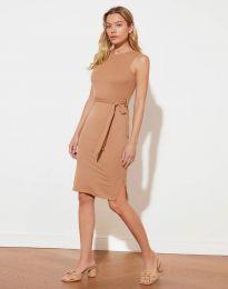 Φόρεμα - κώδ. 12950 Καπουτσίνο