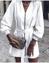 Φόρεμα - κώδ. 820 - λευκό