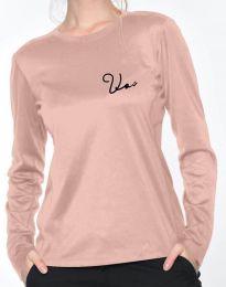 Μπλούζα - κώδ. 6516 - 2 - ροζ