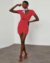 Φόρεμα - κώδ. 1294 κόκκινο