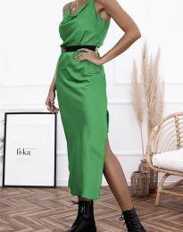 Φόρεμα - κώδ. 6231 - πράσινο