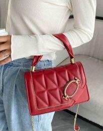 Τσάντα - κώδ. B445 - κόκκινο