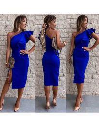 Φόρεμα - κώδ. 745 - μπλε
