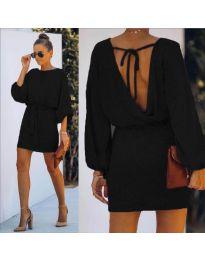 Φόρεμα - κώδ. 940 - μαύρο