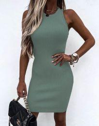 Φόρεμα - κώδ. 6331 - μέντα