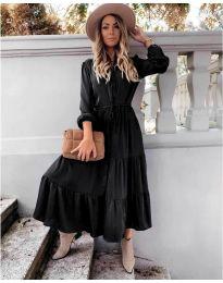 Φόρεμα - κώδ. 5150 - μαύρο