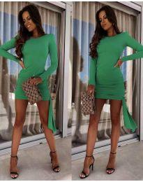 Φόρεμα - κώδ. 6515 - πράσινο
