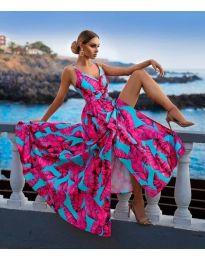 Φόρεμα - κώδ. 1139 - πολύχρωμο