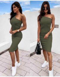 Φόρεμα - κώδ. 0208 - χακί
