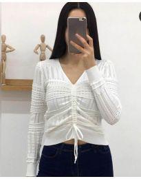 Μπλούζα - κώδ. 385 - λευκό