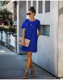 Φόρεμα - κώδ. 253 - μπλε