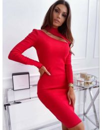 Φόρεμα - κώδ. 149 - κόκκινο