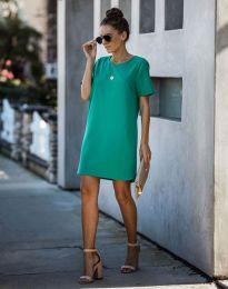Φόρεμα - κώδ. 4408 - πράσινο