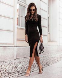 Φόρεμα - κώδ. 6593 - μαύρο