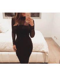 Φόρεμα - κώδ. 679 - μαύρο