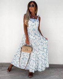Φόρεμα - κώδ. 2653 - πολύχρωμο