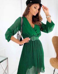 Φόρεμα - κώδ. 3497 - πράσινος