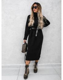 Φόρεμα - κώδ. 0590 - μαύρο